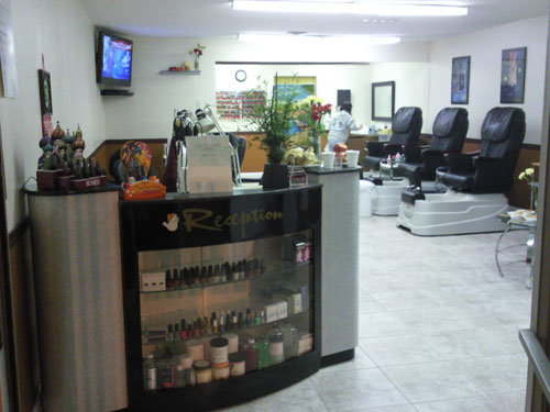 Hi-Tek Nails in Clearwater